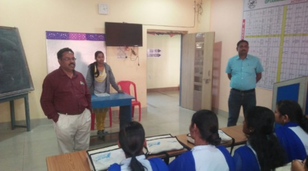 The inspection team from CDSA visited a batch of 90 youth who are undergoing training by Optaamaze Corporate Solutions. These youth including 70 boys and 30 girls are being trained under the umbrella of Deen Dayal Upadhyaya Gramin Koushalaya Yojana (DDU-GKY), Union Ministry of Rural Development, Government of India (MoRD) with focus on sustainable employment for rural poor youth in the state of Odhisa, District of Khordha by Optaamaze Corporate Solutions Pvt. Ltd. Optaamaze wishes all the participants every success in their ongoing training!
